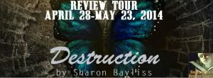 Review Tour Banner Destruction