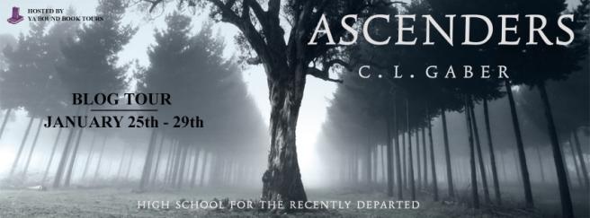 Ascenders tour banner