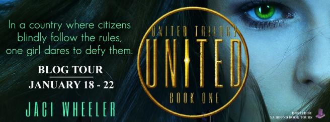 United tour banner