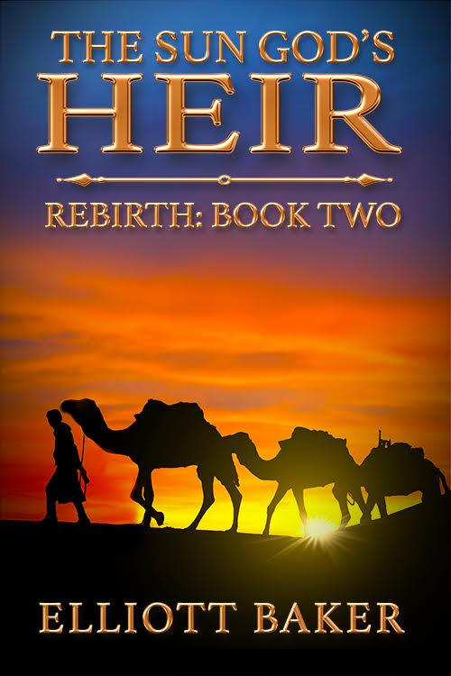 The Sun Gods Heir Book 2