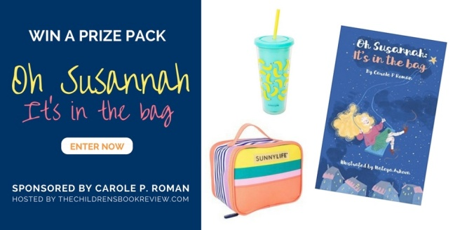 Win an Oh Susannah Its in the Bag Prize Pack