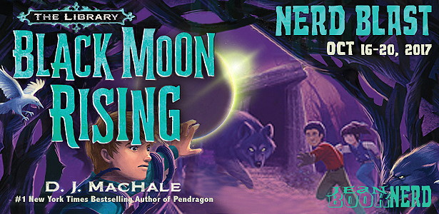 Black Moon Rising Banner