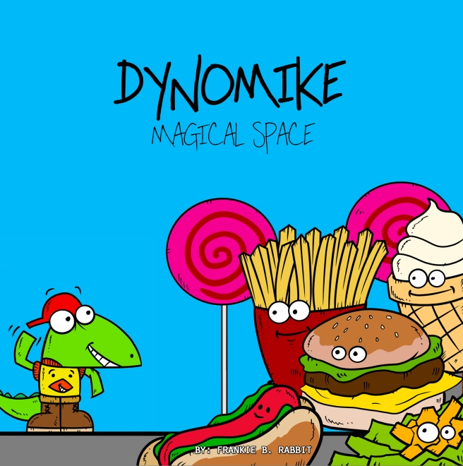 Dynomike Magical SPaceCOVER_MS-new_front