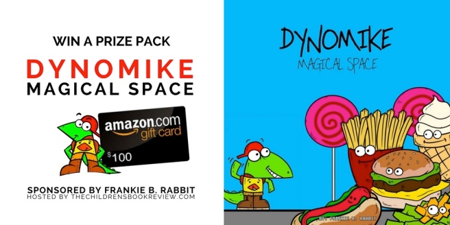 Win a Signed Dynomike Magical Space and a $100 Amazon Gift Card V2