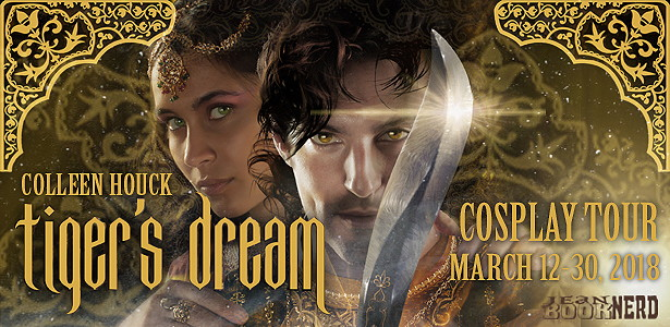 Tigers Dream Cosplay Tour Banner
