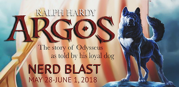 Argos - The Story of Odysseus as Told by His Loyal Dog Nerd Blast Banner