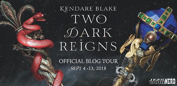 Two Dark Reigns Tour Banner