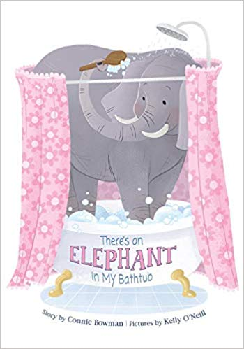Theres An Elephant in My Bathtub-lowres